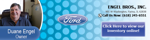 Ford - Engel Bros. Inc.