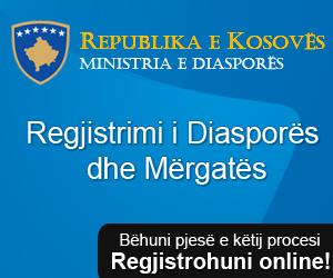 Regjistrimi i Diasporës dhe Mërgatës Shqiptare
